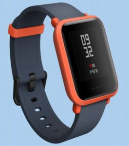 amazfit bip vs zeblaze crystal 2 vs mi band 3