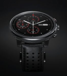 amazfit pace 2s - top best smartwatches for men