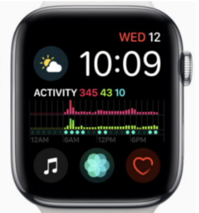 apple watch series 4 full specifications