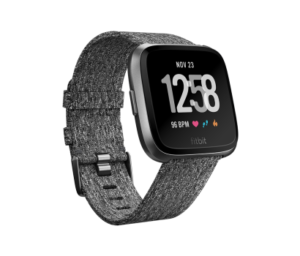 fitbit versa - fitness smartwatch for women