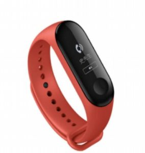 mi band 3 vs amazfit cor vs honor band 4 compared