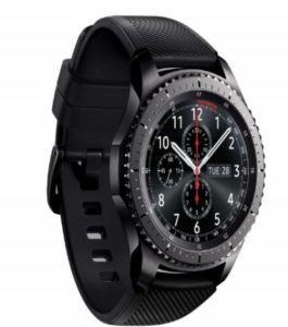 samsung gear s3 frontier comparisons