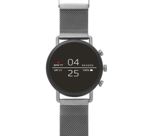 skagen falster 2 - best stylish smartwatch for women