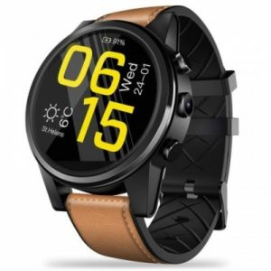 zeblaze thor 4 pro - best smartwatch with camera
