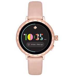 kate spade scallop 2 smartwatch - best designer smartwatch for women