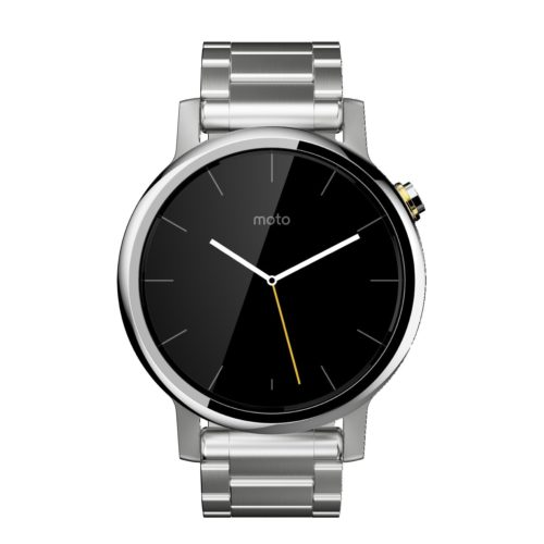 motorola moto 360 2nd gen smartwatch - best smartwatch for women