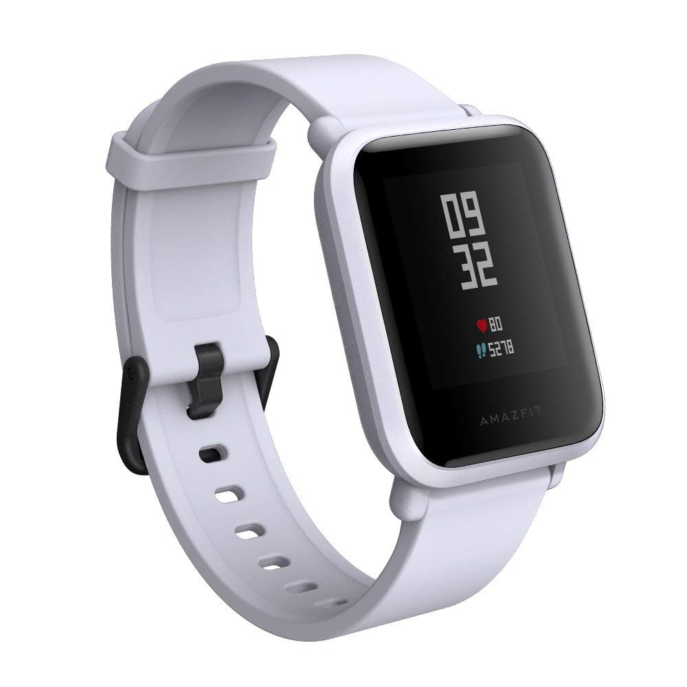 amazfit bip smartwatch - best low budget fitness smartwatch for women