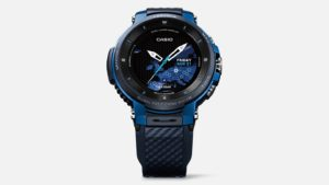 Casio WSD-F30 - the best GPS smartwatch for men