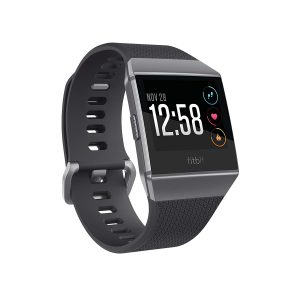 Fitbit ionic smartwatch - best fitness smartwatch
