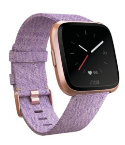 fitbit versa special edition specs