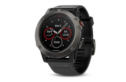 garmin fenix 5x vs