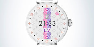 Louis Vuitton Tambour horizon - snapdragon 3100 smartwatches