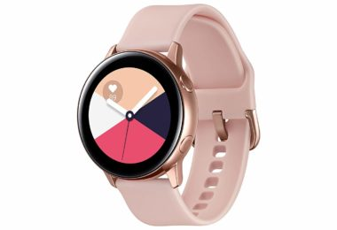 samsung galaxy watch active - best fitness smartwatch for women