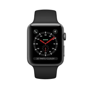 Apple watch series 3 - best standalone smartwatch for iPhone users