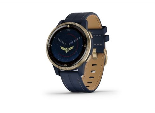 garmin vivoactive 4 captain marvel