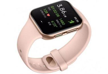 meet the oppo smartwatch